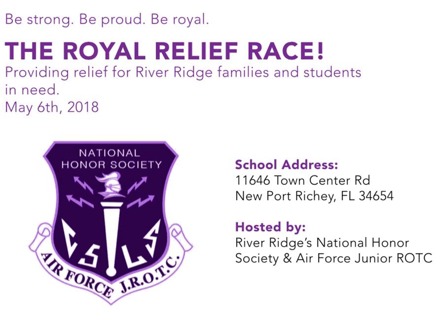 ROYAL RELIEF RACES